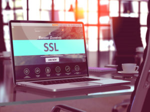 Guide til SSL certifikat
