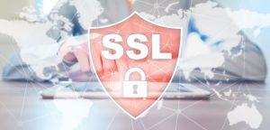 SSL banner